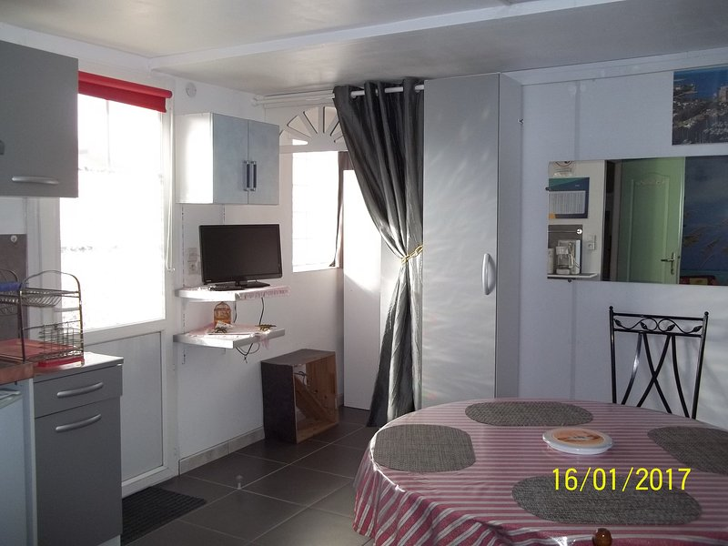 studio, holiday rental in Vergeroux