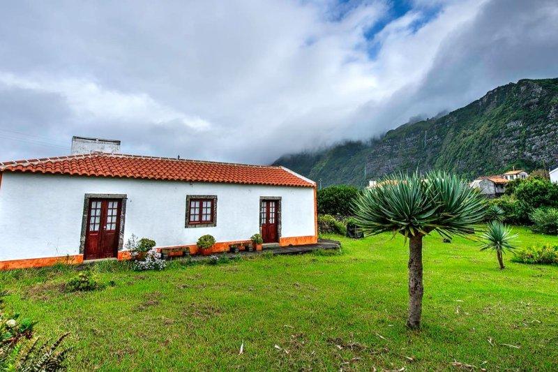 jardim privado Casa Via d'Agua