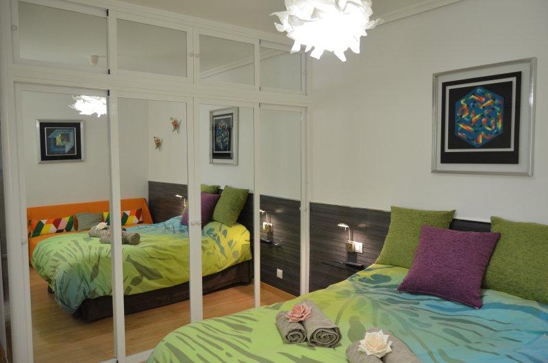 'NEW'Apartamento en Triana/Apartment in Triana, alquiler de vacaciones en Sanlúcar la Mayor