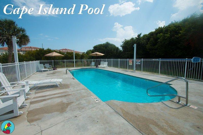 Cape Island pool