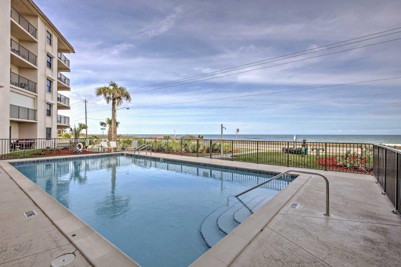 oceanfront ormond beach condo w balcony pool updated 2019 rh tripadvisor com