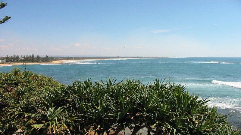 Shipton Lodge unit 3 Moffat Beach QLD, vacation rental in Dicky Beach