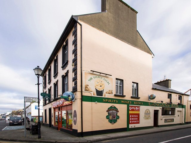 Langans Bar, Kiltimagh