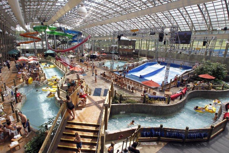 Jay Peak Indoor Waterpark