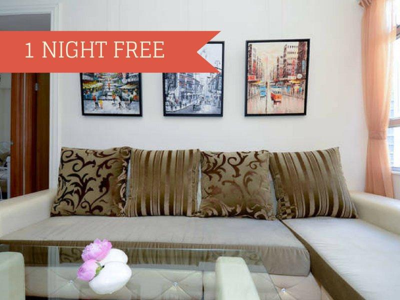 Un mínimo de 6 noches de estancia y obtendrá 1 noche gratis!