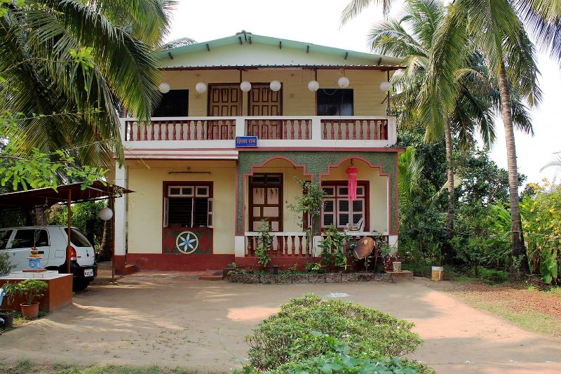 Viki Holiday Home, casa vacanza a Sangameshwar