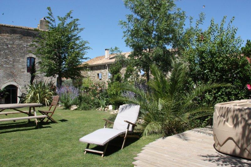Château de Moussac, holiday rental in Saint-Maurice-de-Cazevieille