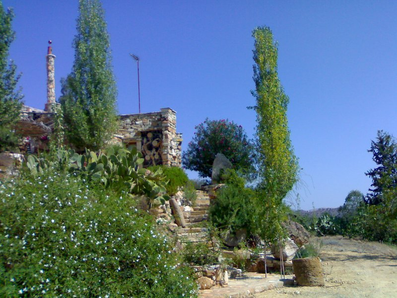 XALASMATA  ORGANIC  HOUSE, holiday rental in Kornos