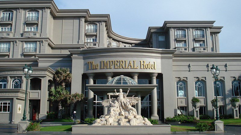 The Imperial Hotel Vung Tau, holiday rental in Long Hai