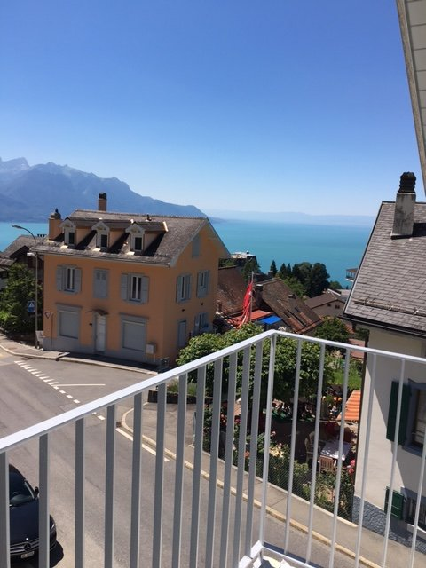 Appartement Design,70m2,Vue Lac,  6 personnes, holiday rental in Montreux