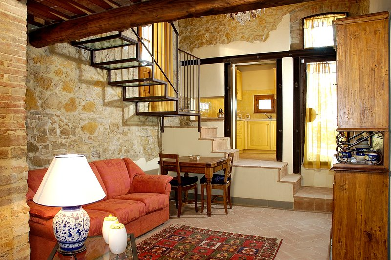 Apartment for Families, Friends or Couples, holiday rental in Gambassi Terme