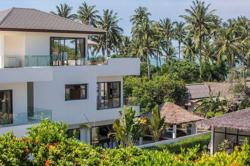 Villa Pina Colada (Front of property)