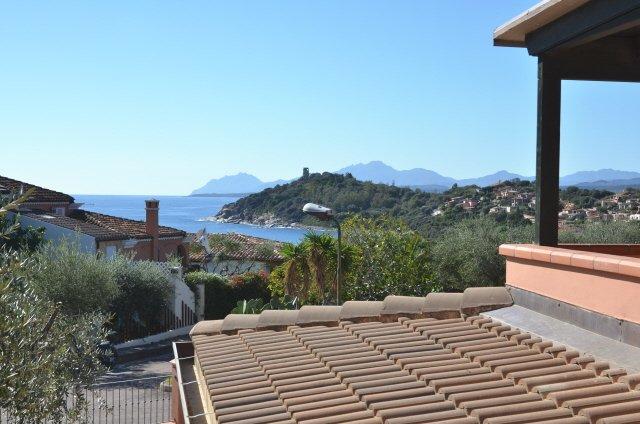 The bay of Portu Frailisi