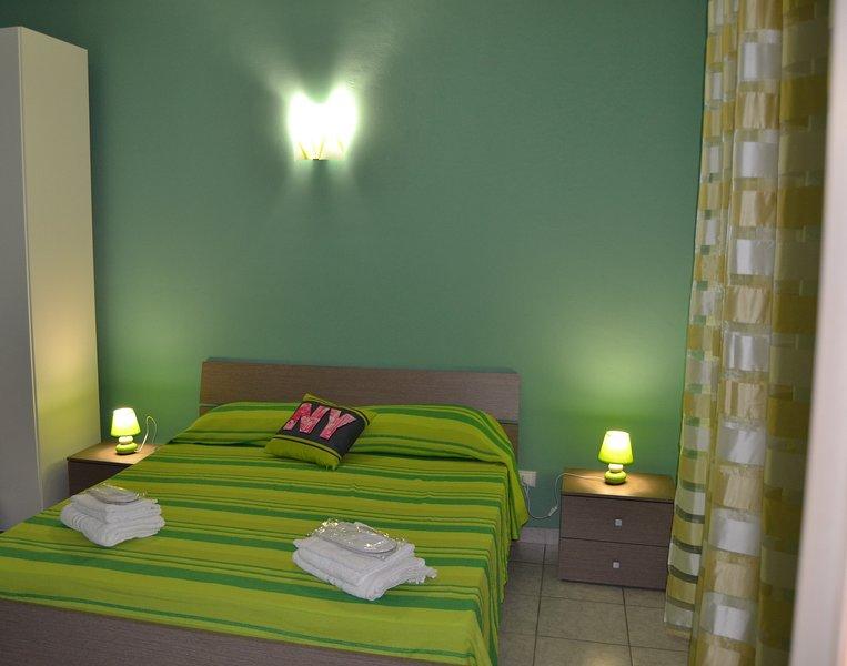 NUOVO B&B - GREEN ROOM, location de vacances à Casa Milazzo