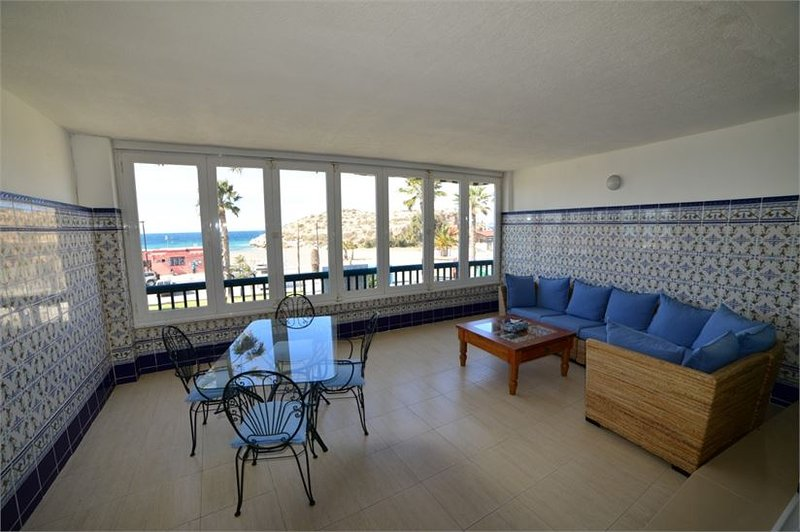The Beach House - Playa Salobrena - Front Line Modern Duplex - The BEST Location, vacation rental in Salobrena