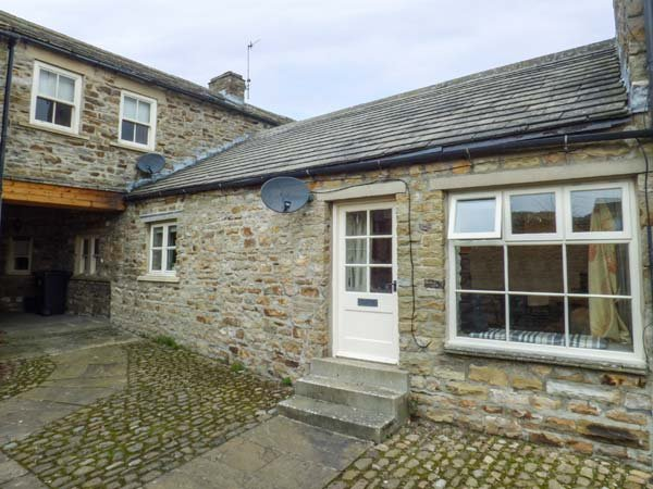 KINGS STUDIO, ground floor character cottage, WiFi, cosy accommodation, Reeth, casa vacanza a Low Row