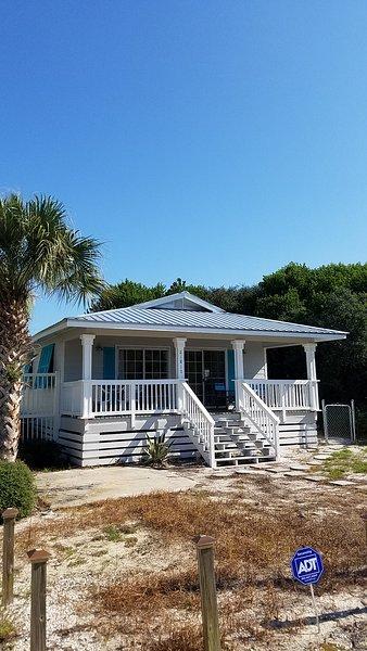 El pequeño Dolphin- un super cool simplemente renovado bloques cottage2 playa del Golfo, cerca de 30-a, PP.