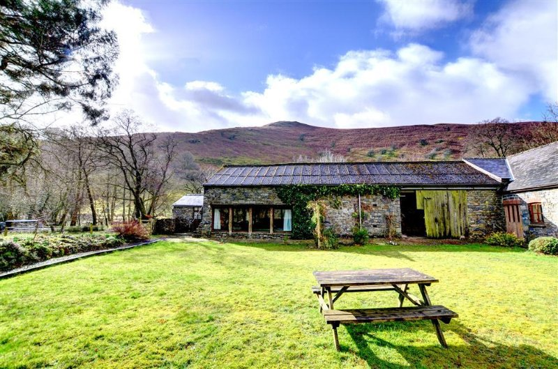 Farm Studio (WAL294), vacation rental in Llanwrtyd Wells