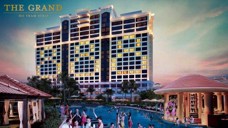 The Grand Ho Tram Strip Resort Vung Tau, location de vacances à Phuoc Hai