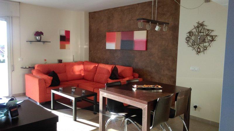APART.VISTA A LOS CANALES DE S, holiday rental in Roses