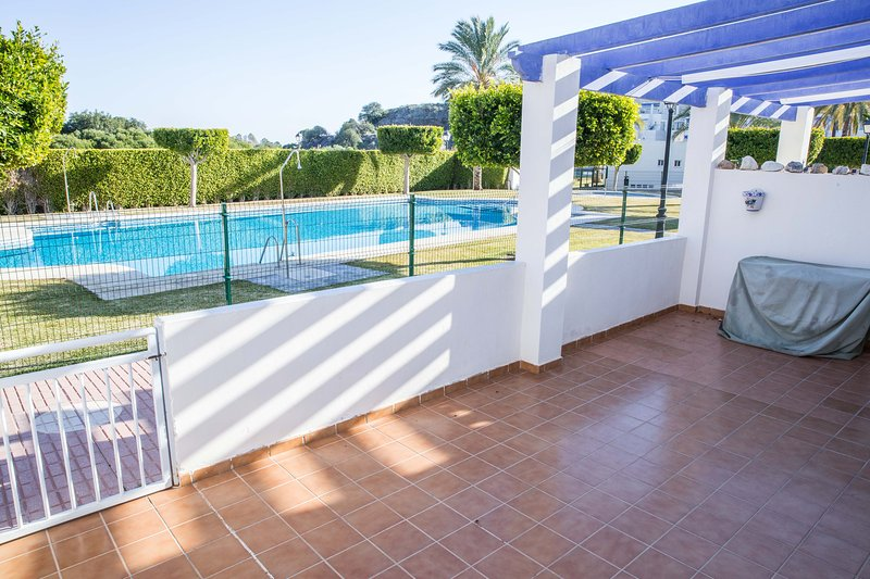 3 Bedroom Apartment, Los Atalayones, holiday rental in Mojacar Playa