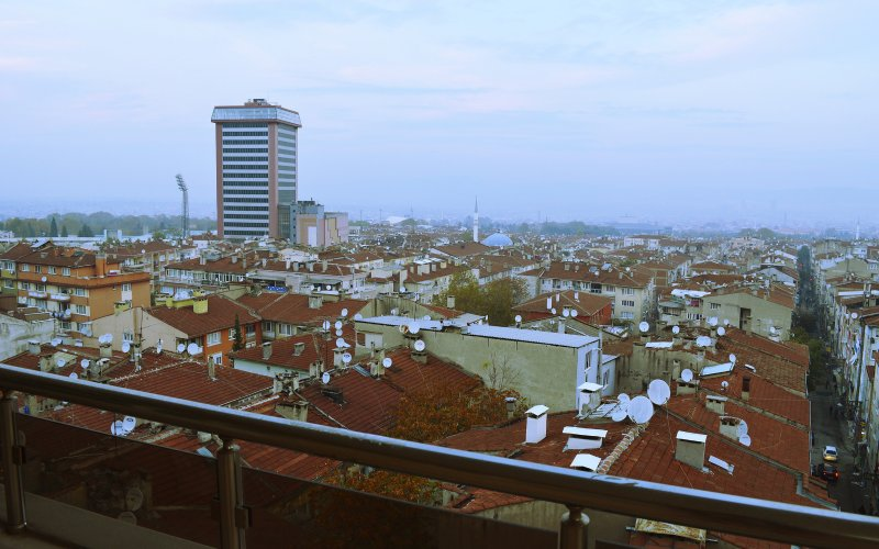 Heart Of Bursa, vacation rental in Osmangazi