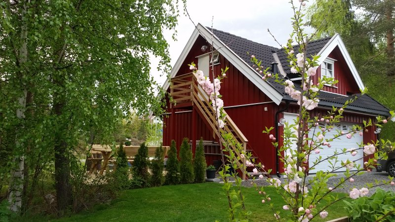 Cozy loft - close to Oslo, holiday rental in Kongsberg