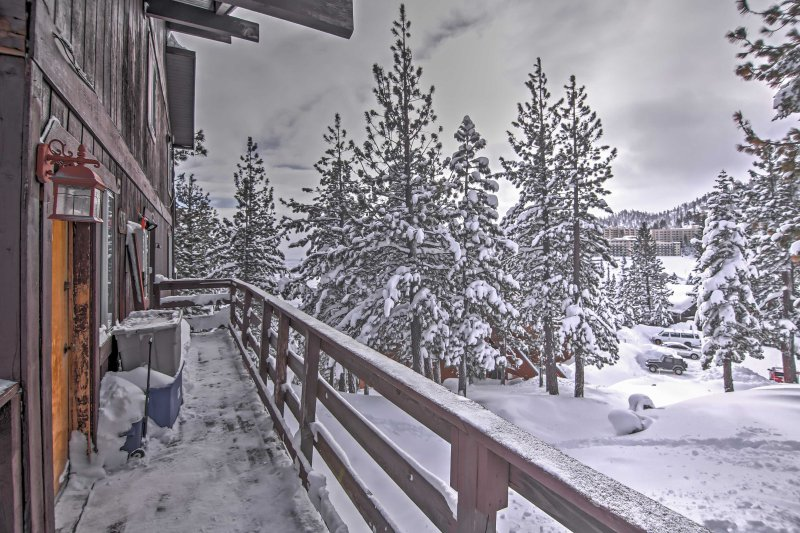 You can't beat this amazing Tahoe vacation rental property.