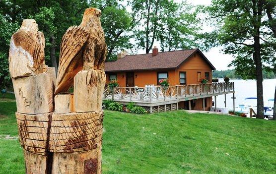 Lake House Cabin One - Due camere da letto, sei posti letto