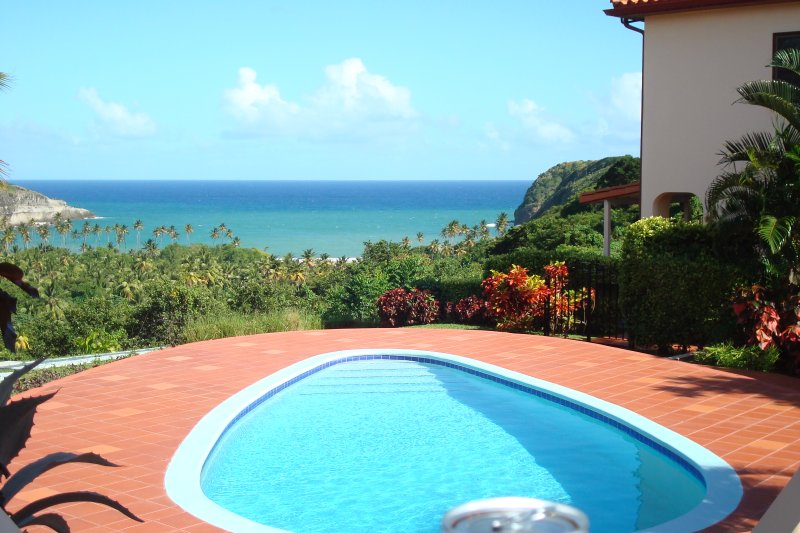 Fond Bay Suites and Villa (The Cove Suites) - East Coast Nature Retreat, holiday rental in Micoud