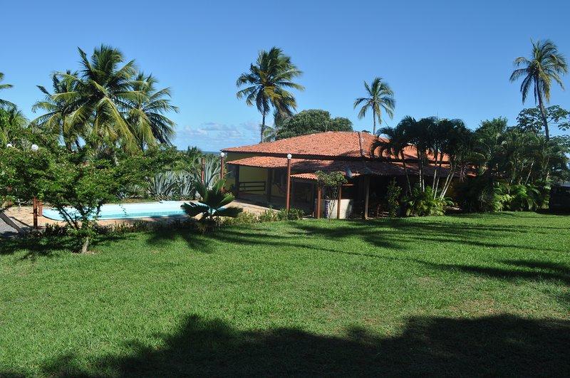 Sitiopousada ' Os Tres' Chalet 1, vacation rental in Guarajuba