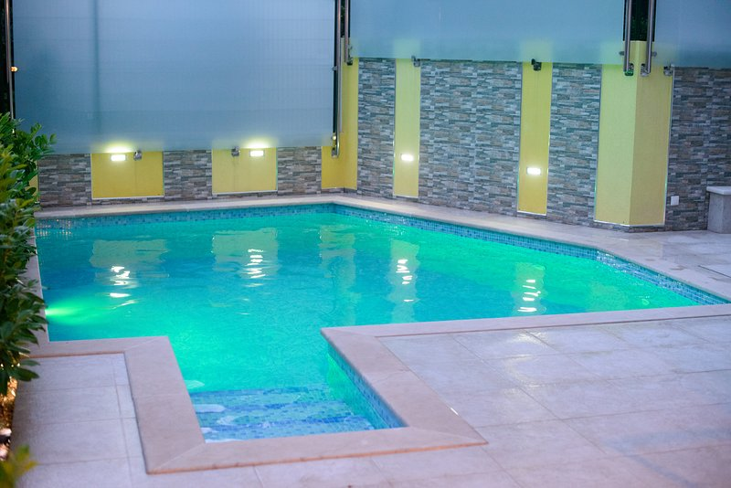 zona de la piscina privada!