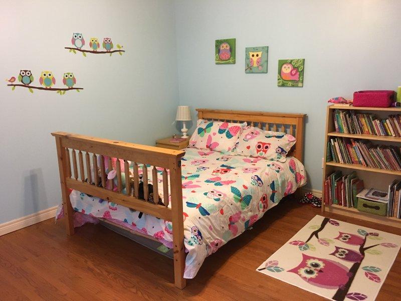 Principal nivel dormitorio: doble