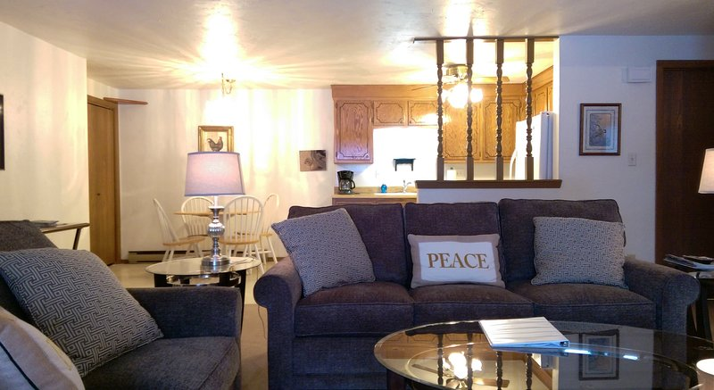 West Green Bay Beautiful Fully Furnished condo, Long term renter!, holiday rental in Green Bay