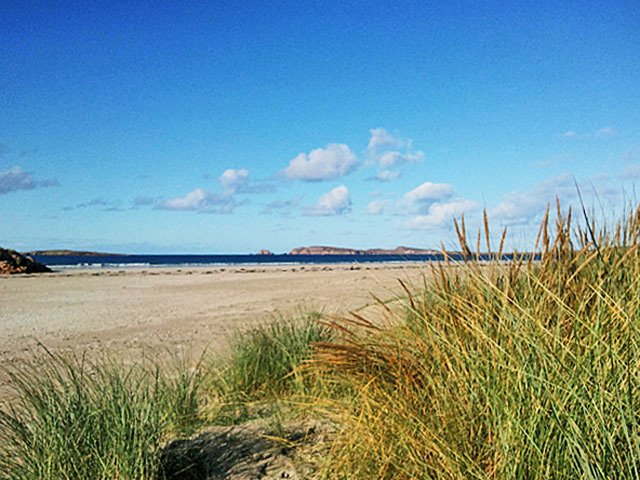 Spiaggia Carrickfinn