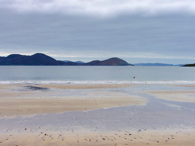 Playa de Ballinskelligs Bay