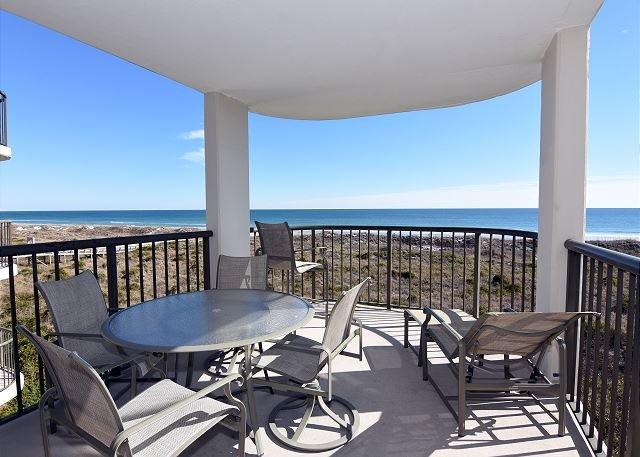 Duneridge 1309 Oceanfront Balcony