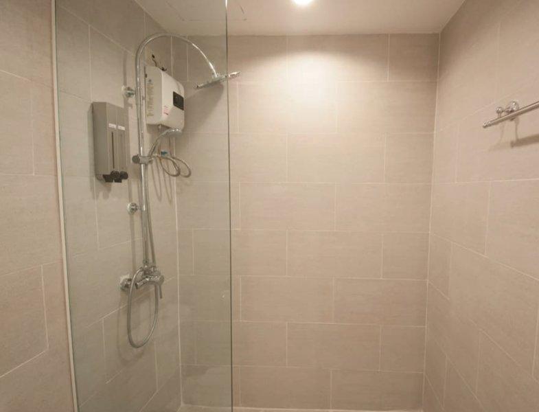 New Shower