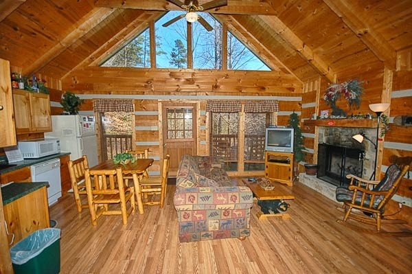Bearadise Updated 2019 1 Bedroom Cabin In Pigeon Forge