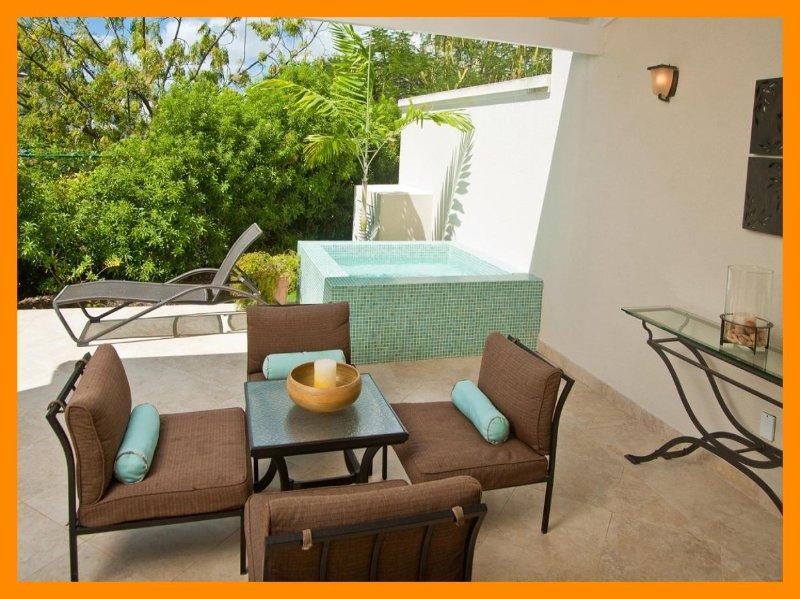 Palisades 6A - Sea view, Huge terrace, Plunge pool – semesterbostad i Atlantic Shores