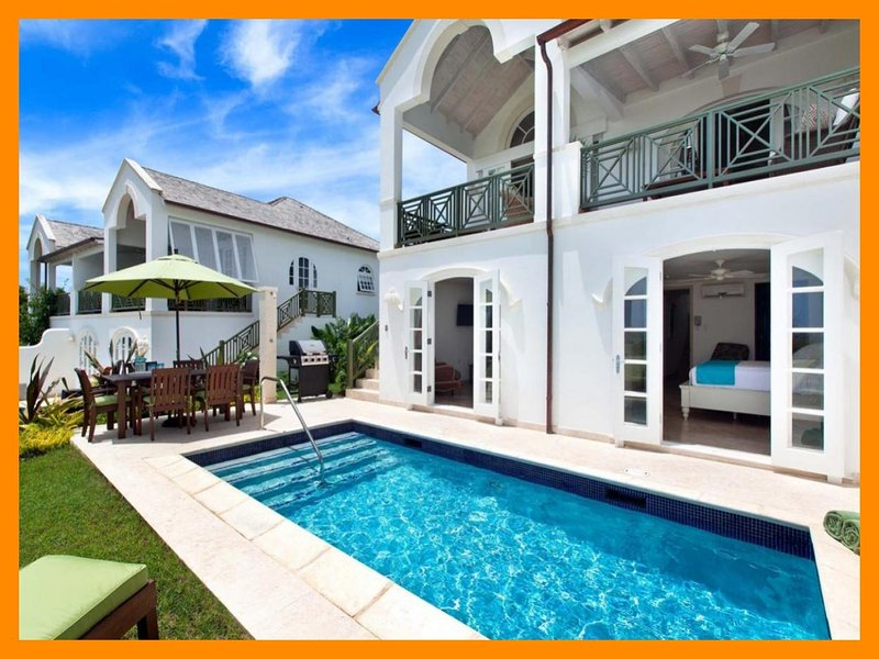 Coral Blu - Royal Westmoreland - Sea views - Pool, location de vacances à Orange Hill