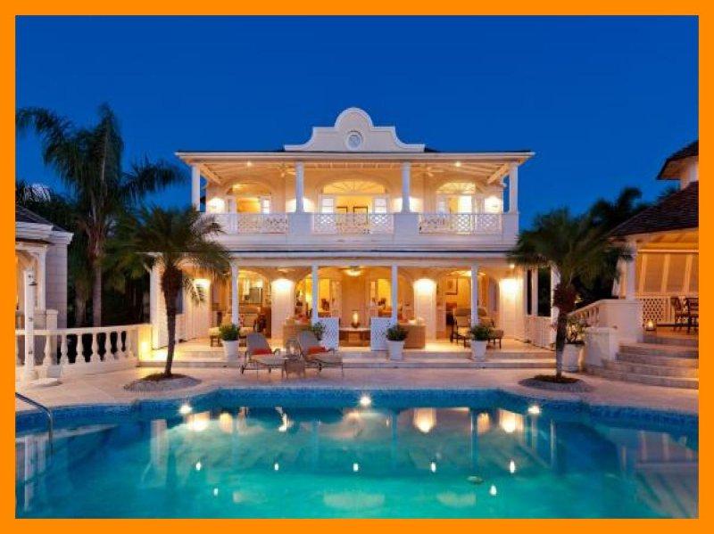 Half Century House - Sugar Hill - Sea view villa, holiday rental in Saint Lucy Parish