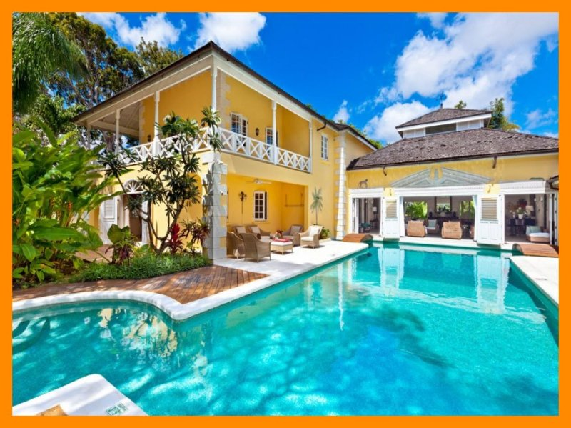 Jamoon - Beautiful Sandy Lane Villa - Private pool, vacation rental in Sunset Crest
