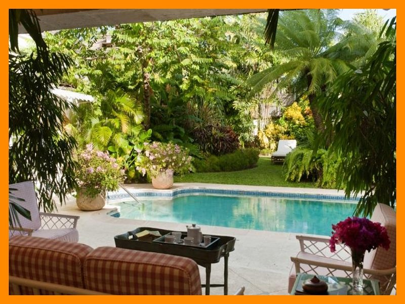 Leamington House - Private pool - Beach access, holiday rental in Maynards