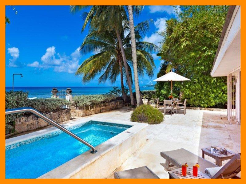 Leamington Cottage - Beach access - Plunge pool, casa vacanza a Little Battaleys