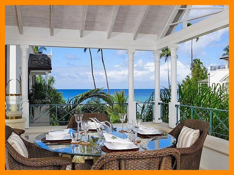 Schooner Bay 306 - Penthouse, holiday rental in Six Mens