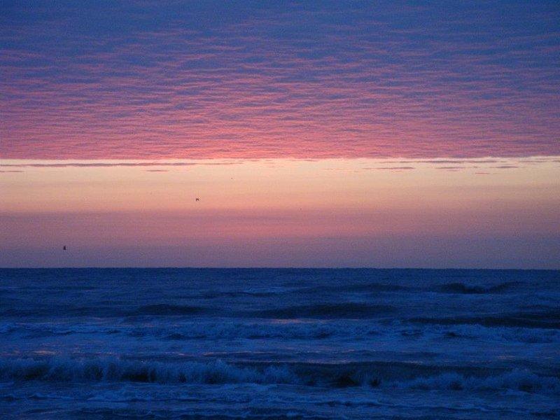 The sunrises are glorious!