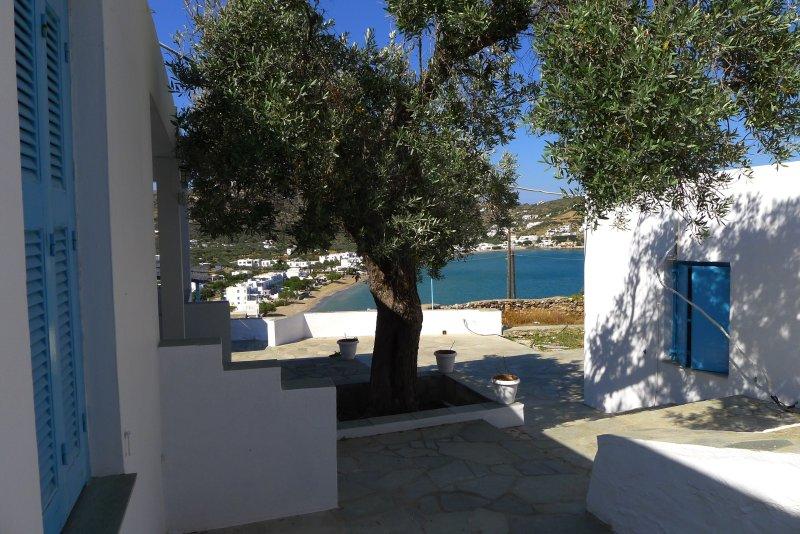 Artemis Studios, Studio 3 à deux pas de la plage de Platis Yialos, alquiler vacacional en Sifnos