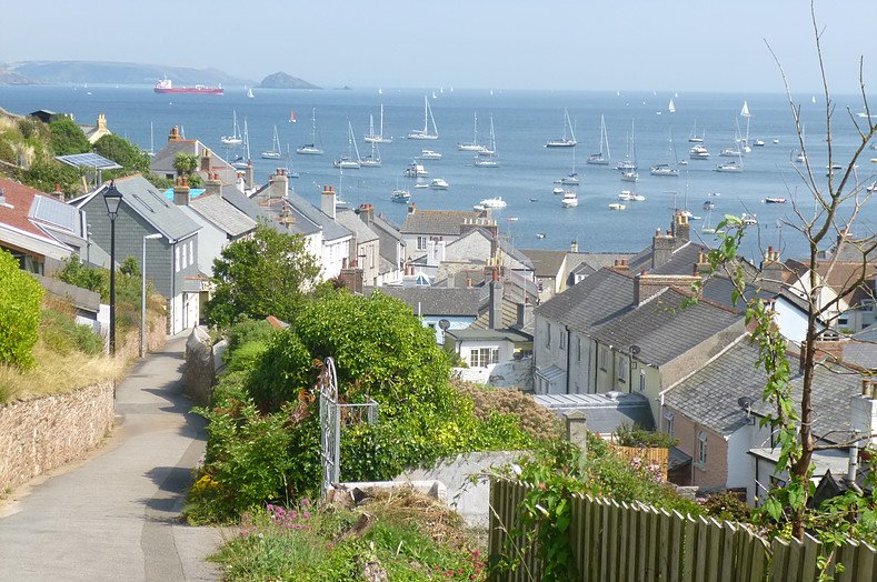 The Firlet Cawsand - Kingsand, holiday rental in Rame