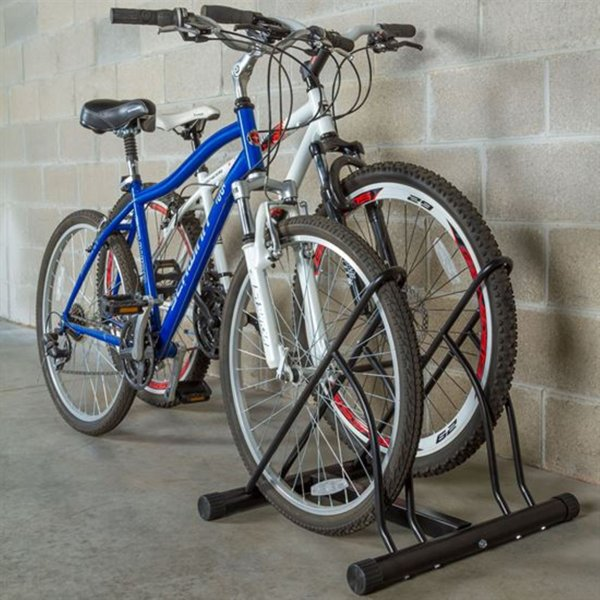 2 bikes available at the property.